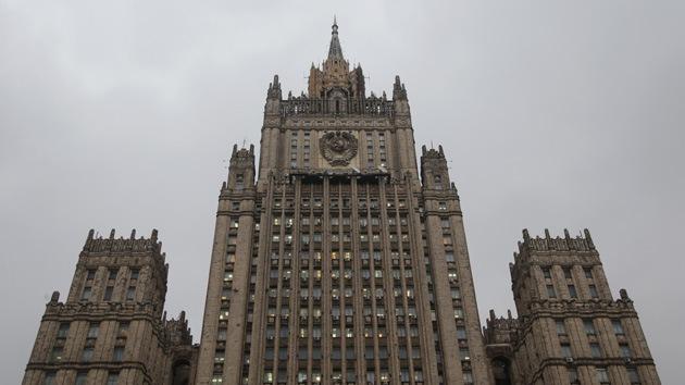 Rusia también tiene preguntas para EE.UU. sobre el Tratado de control nuclear