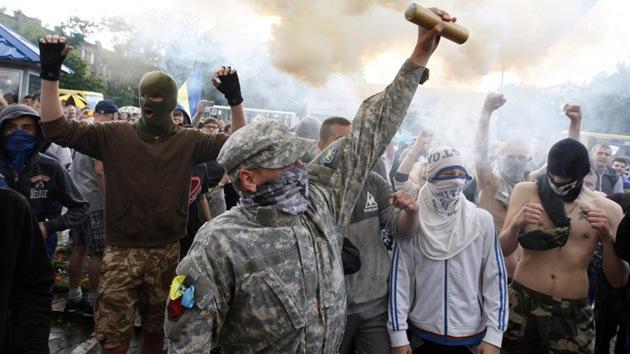 Bloquean en el Consejo de Seguridad la condena al ataque a la Embajada rusa en Kiev