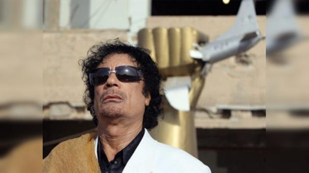 ¿Se vengará Gaddafi por la muerte de sus familiares?