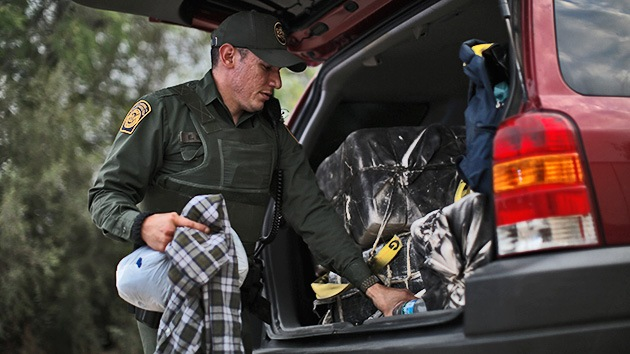 EE.UU.: Se podrá registrar a cualquier persona sin sospecha a 160 kilómetros de la frontera