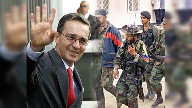 WikiLeaks: Uribe había buscado el diálogo con las FARC