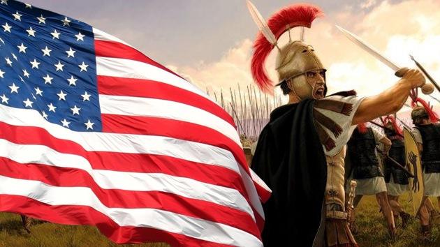 """""""Sin guerra, el presidente de EE.UU. no es emperador"""""""