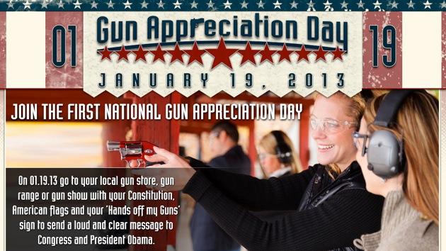 El 19 de enero será la 'Jornada en Reconocimiento de las Armas' en EE.UU.