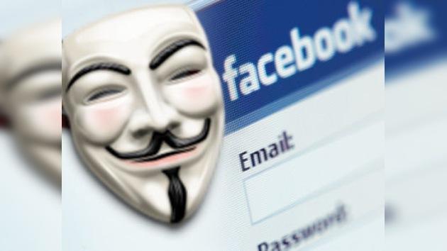 Ataque planificado a Facebook, ¿está Anonymous detrás de la acción?