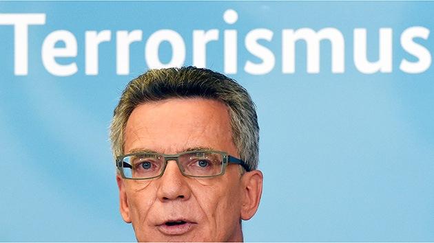 """Alemania emitirá documentos de identidad especiales a los """"potenciales extremistas"""""""