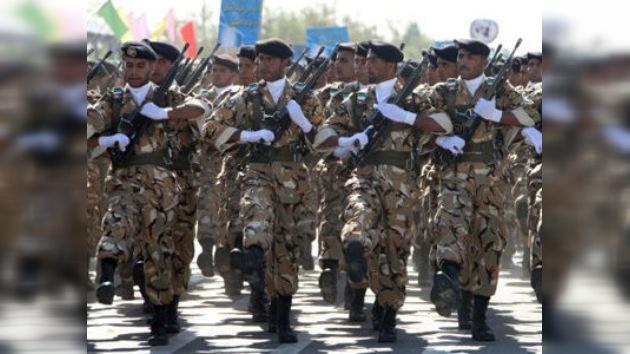 Irán ensaya su defensa antiaérea con nuevos ejercicios militares
