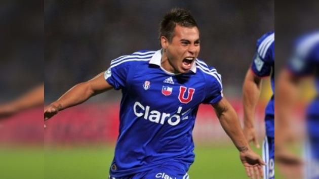 La 'U' de Chile se corona campeón de la Copa Sudamericana 2011