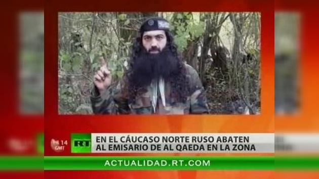 Un nuevo emisario de Al Qaeda, abatido en Rusia