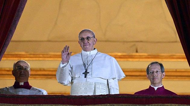 El argentino Jorge Mario Bergoglio es el nuevo papa, Francisco I