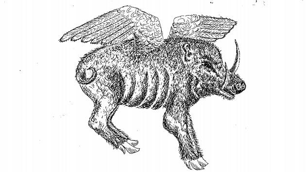 La CIA irónica: la agencia se burlaba del argot profesional con dibujos de animales