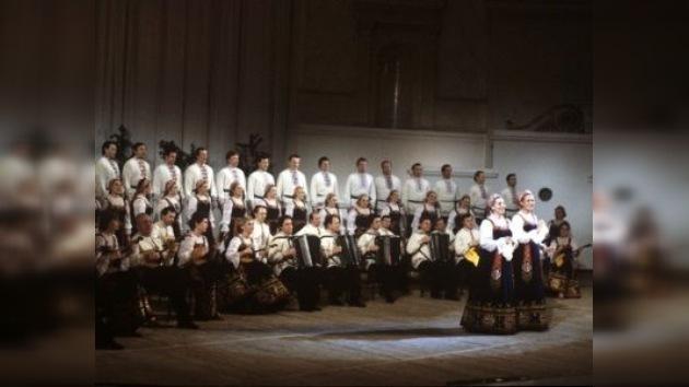 Coro Piátnitski: Cien años como baluarte de la canción rusa