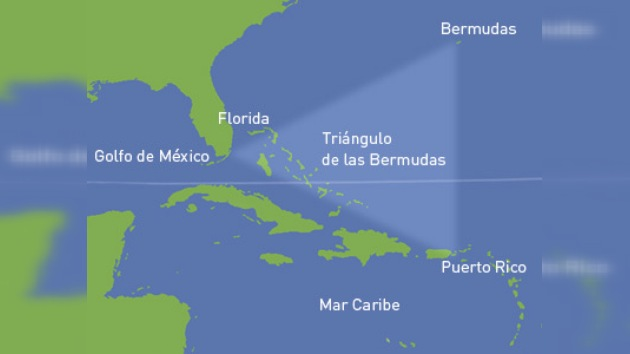 Develado el secreto del Triángulo de las Bermudas