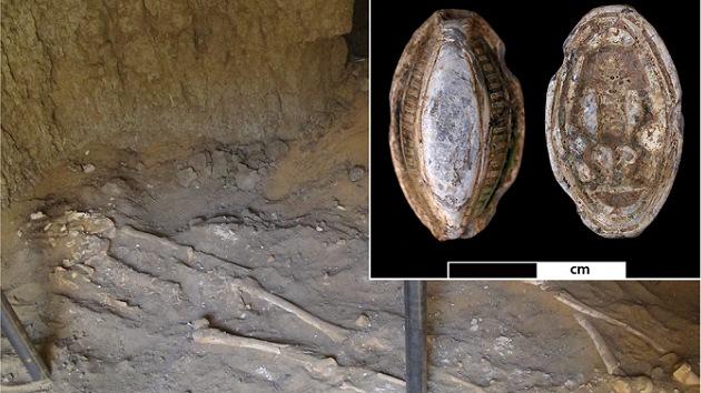 Hallado un cáncer de más de 3.000 años