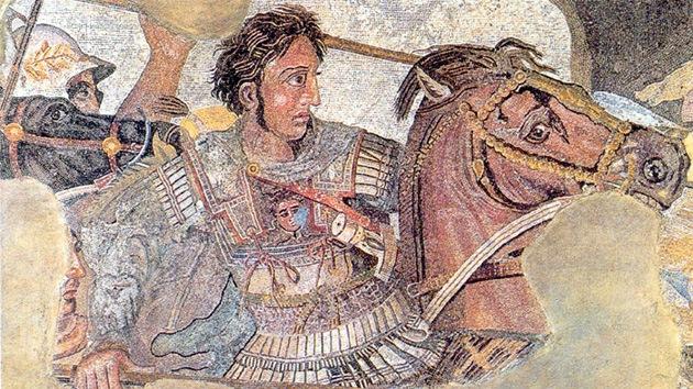 Los arqueólogos pueden haber encontrado la tumba del Alejandro Magno