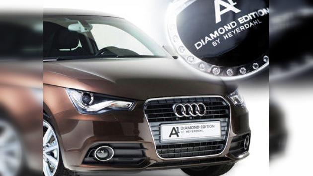 "Audi lanza automóvil para mujeres ""refinadas"""