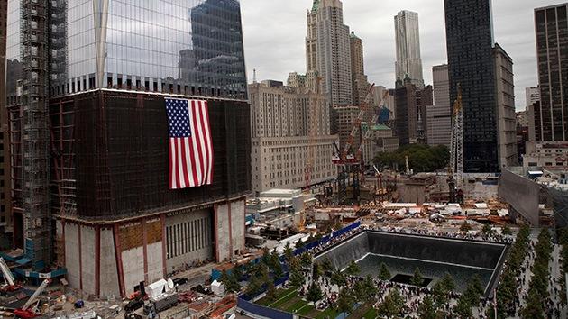 Aparecen en Nueva York restos del tren de aterrizaje de un avión del atentado del 11-S