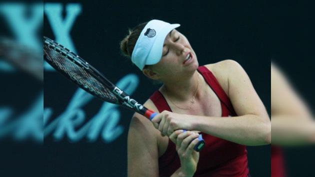 Copa Kremlin: Zvonariova queda fuera y Vesniná pasa a semifinales