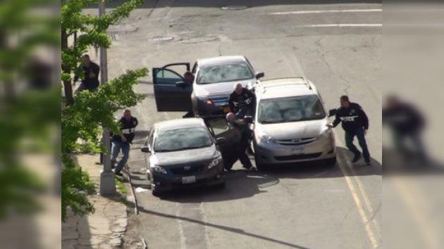 Arrestan en Nueva York a dos hombres que planeaban atentar en una sinagoga