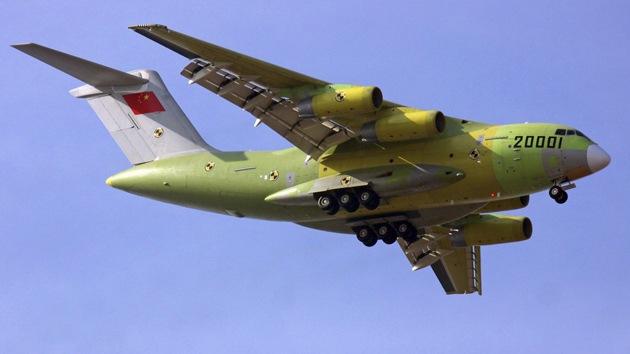 China exportará su primer avión de transporte militar