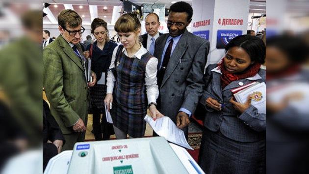 """Las presidenciales rusas 2012 son """"algo muy abierto"""", según los observadores"""