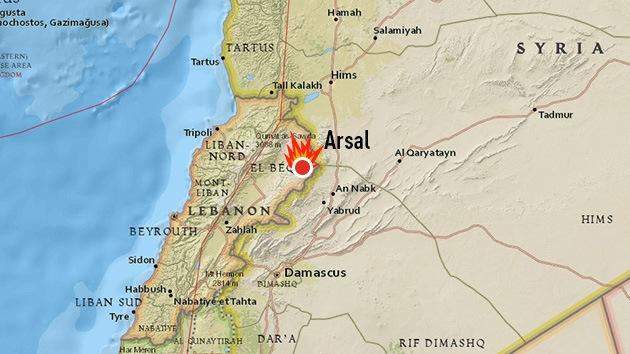 Proyectiles disparados desde Siria matan a siete personas en el Líbano