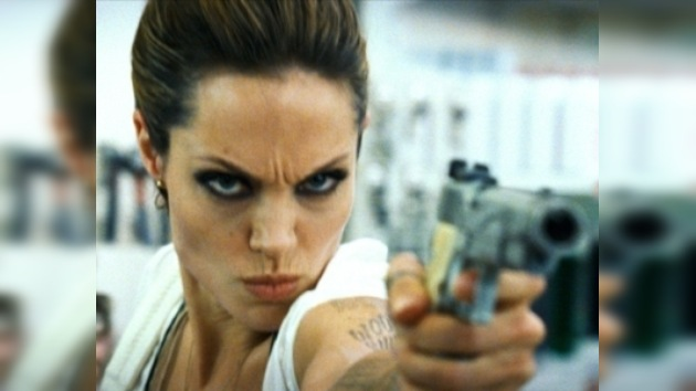 Angelina Jolie se negó a rodar la secuela de 'Wanted'