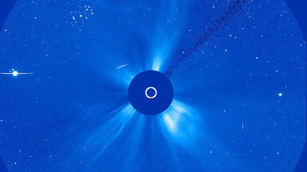Plasma lanzado desde el Sol provoca una tormenta geomagnética en la Tierra