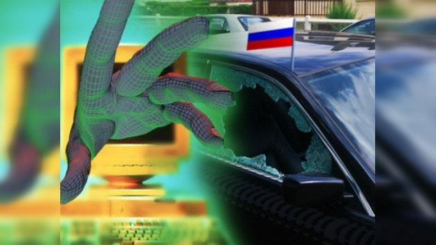 En Letonia publican lista de propietarios de autos con símbolos rusos