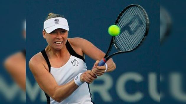 Vera Zvonariova asciende a la segunda posición del ranking mundial