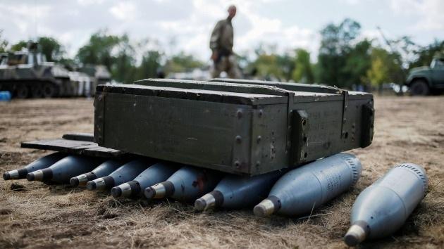 Kiev reconoce que países de la OTAN empezaron a suministrarle armas