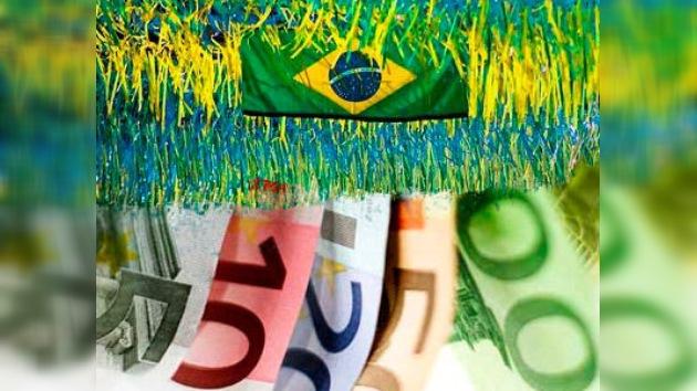 Brasil no quiere comprar bonos europeos