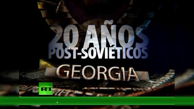 20 Años post-soviéticos : Georgia