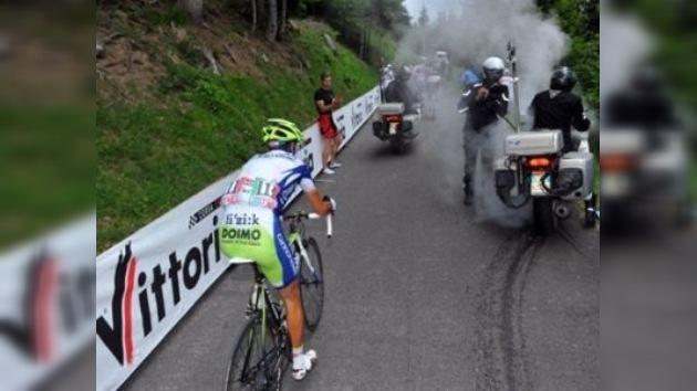 Ciclistas atraviesan Lombardía para conmemorar a un adalid ruso
