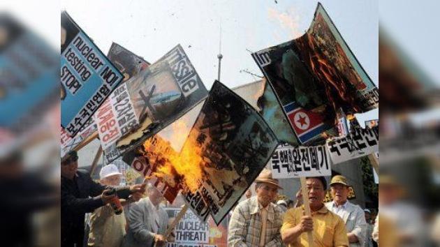 Corea del Sur 'desentierra' las pruebas nucleares de su vecino