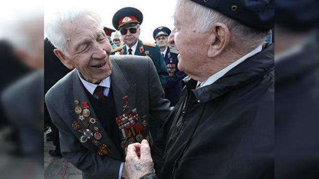 Rusia celebra los 67 años de la victoria sobre el fascismo