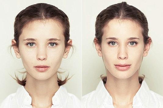 Fotos que le ponen cara a la simetría