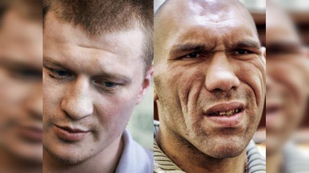 Valúev y Povetkin fueron excluidos de los ránquines mundiales de boxeo