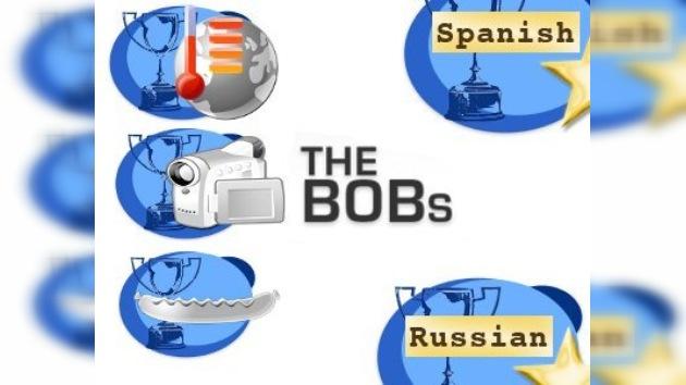 """Hispanohablantes y rusos entre finalistas de los """"mejores blogs"""""""