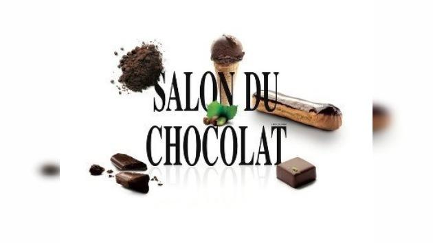 La Feria de Chocolate se inauguró en París