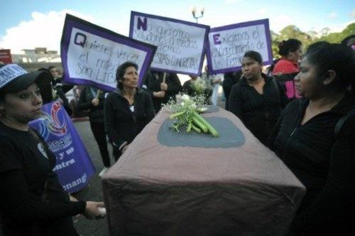 Latinoamérica marcha contra la violencia machista