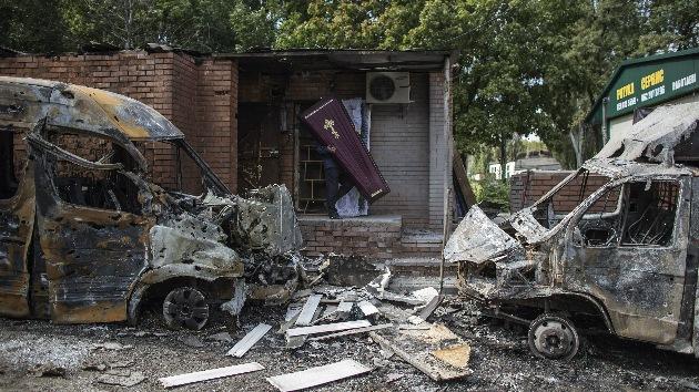 ONU: Si se confirma el uso de bombas de racimo en Ucrania, se calificará de crimen guerra