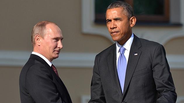 """Rusia pareció salvar a Obama de una posible vergüenza nacional"""