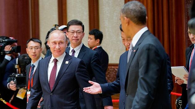 'The Fiscal Times': En la región Asia-Pacífico EE.UU. pierde terreno con Rusia y China