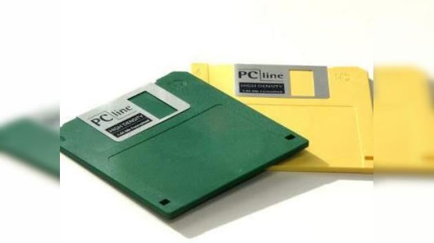 ¡Adiós disquetes!