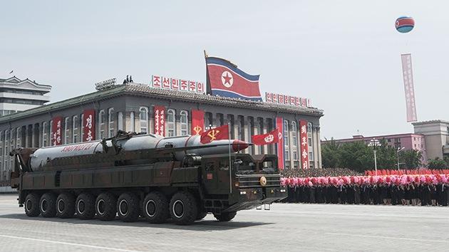 Rusia no contempla el programa nuclear de Corea del Norte como una amenaza