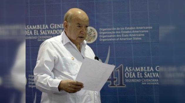 La Asamblea de la OEA se concentrará en el problema de la seguridad ciudadana