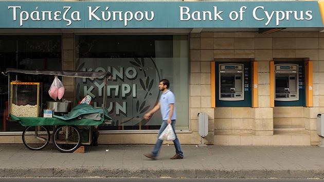 El precio del rescate de Chipre sube a 23.000 millones de euros