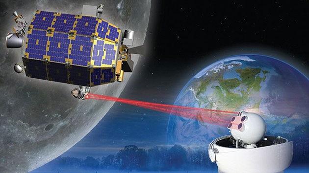 La tecnología láser llevará Internet a la Luna