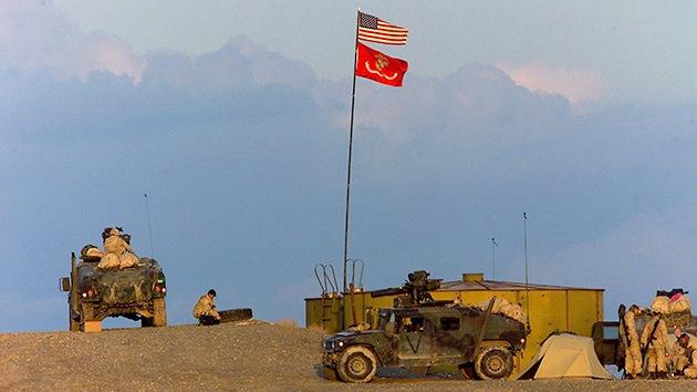 """""""EE.UU. considera a Afganistán como una colonia"""""""