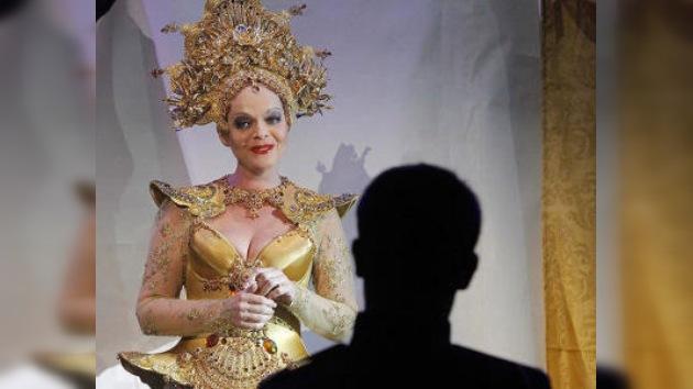Mata Hari cantará en ruso en un nuevo espectáculo musical en Moscú